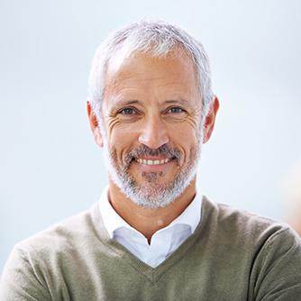 Clemens (53), Geschäftsleiter